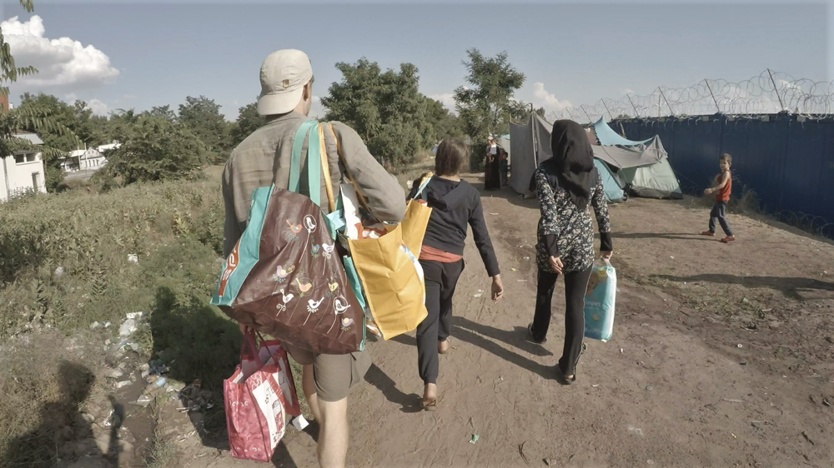 Crowdfunding Für Refugee Roads