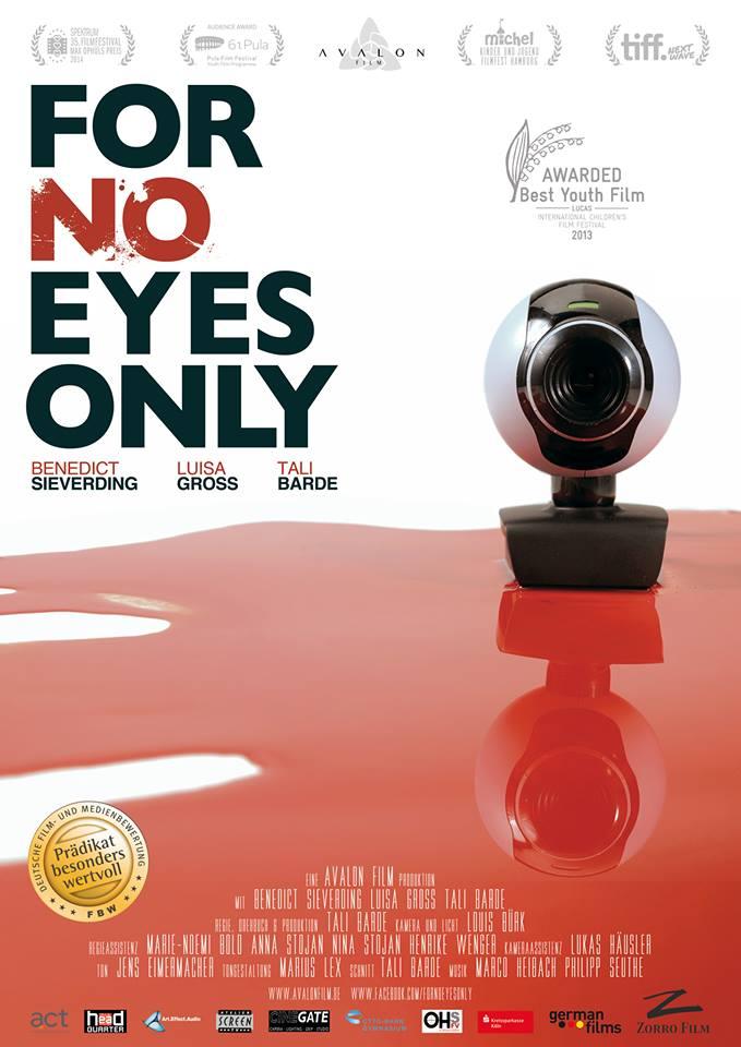 For No Eyes Only – Im Handel Erhältlich